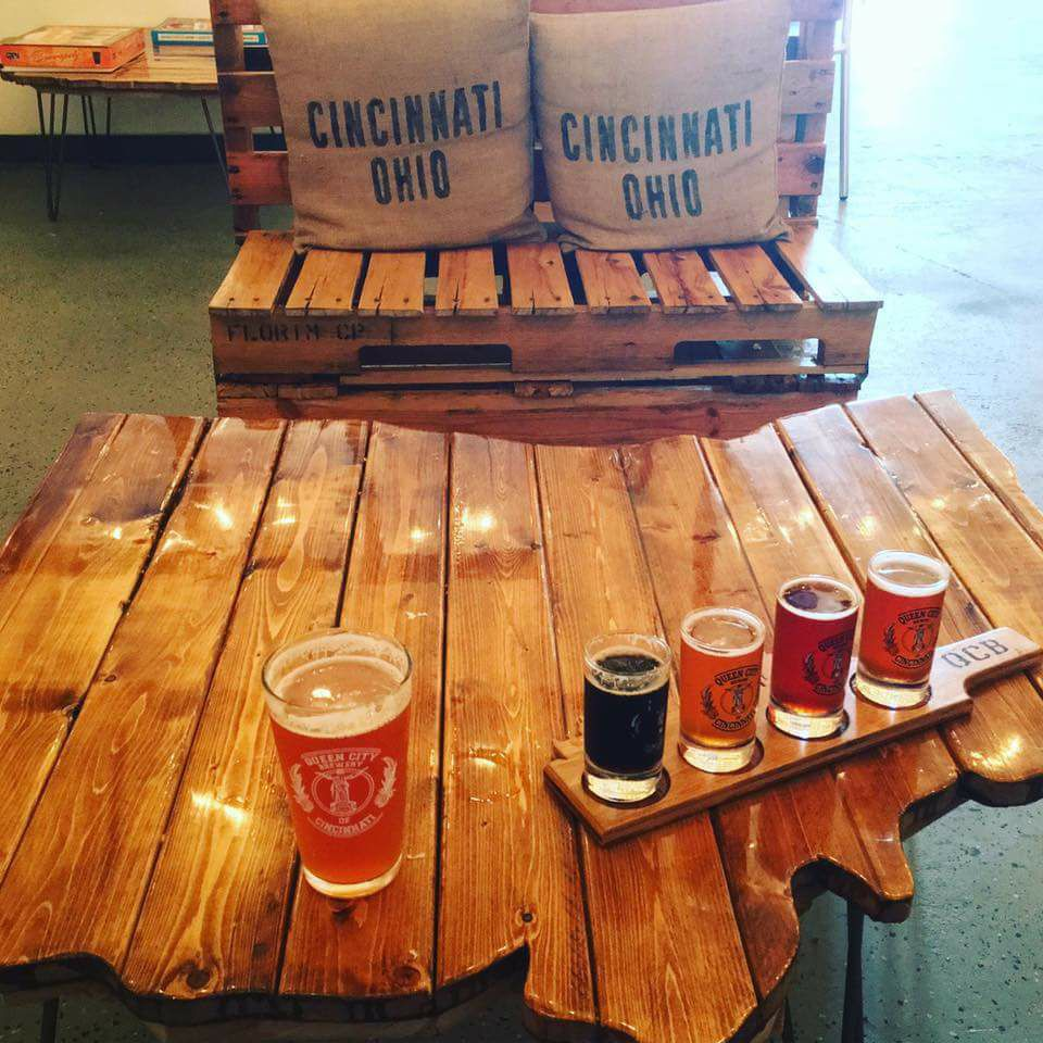 The Queen City Brewery of Cincinnati